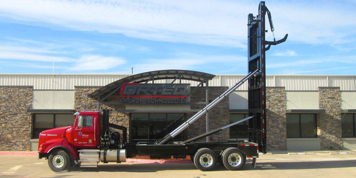 silo transport unit